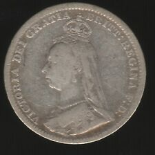 More details for 1893 victoria silver threepence key date   british coins   pennies2pounds