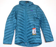 THE North Face Parka da donna trevail 800-Fill Down COIBENTATO Harbor Blue M