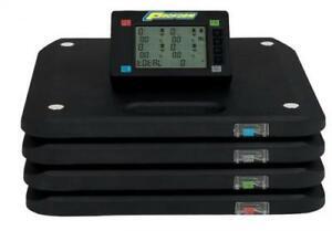 Proform Radlastwaage 3200kg Wireless kabellos PFM67644 Radlast Vehicle Weighing