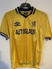 Chelsea 1998 1999 2000 Third Away Umbro Football Shirt