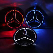 Sport 2013-2016 Car Led Grille BlLED Logo Emblem Light For Mercedes Benz