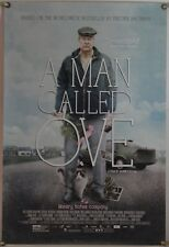 A MAN CALLED OVE DS ROLLED ORIG 1SH MOVIE POSTER ROLF LASSGARD COMEDY (2016)
