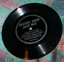 "Rare Limited Depeche Mode 7"" Flexi Record Death's Door (Jazz Mix) 1991 Insert"