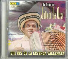 Tributo A Julio De La Ossa  Latin Music CD New