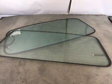 AUDI A4 CONVERTIBLE GLASS REAR WINDOW/SCREEN
