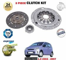 FOR DAIHATSU CHARADE 1.0 L251 EJ-VE 2003-2007 NEW PLATE COVER BEARING CLUTCH KIT