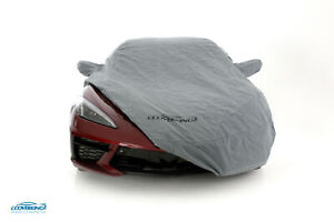 Coverking Mosom Plus All Weather Car Cover for Chevy Corvette C8 - 5 Layers