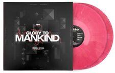 2 x LP Pink Vinyl NieR Automata Video Game Glory to Mankind ROZEN + REVEN / New