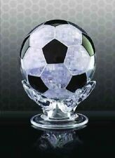 Football 3D puzzle 76 pièces 3D jigsaw-crystal mind game challenge transparent