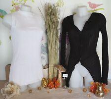 """Lot vêtements occasion femme - Pull, Gilet """" Cache Cache """" - T : 36"""