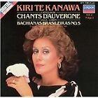 Canteloube: Chants d'Auvergne (Kiri Te Kanawa) (CD 1984)