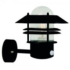 Außenleuchte Wandlampe Nordlux Blokhus 25031003 Bewegungsmelder Garten Licht