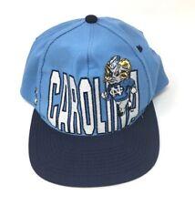 North Carolina Tarheels Logo Rameses Hat Cap Snapback NCAA ACC UNC Chapel Hill