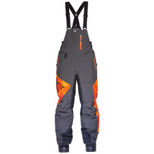 "509â""¢ Range 5Tech Insulated Orange Men's Winter Snowmobile Bibs, 509-Oib-Raor"