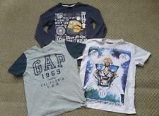 Chicos T-shirt paquete de 7 años incluye Gap T-Shirt, Minions Jersey de manga larga siguiente