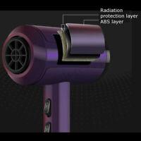2200W Hair Dryer Blow Professional Salon Hairdryer Powerful Hair Style Blower UK