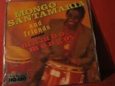 "CHESKY JR 100 MONGO SANTAMARIA ""MAMBO MONGO"" (ANALOGE 180GRAM LP/FACTORY SEALED)"