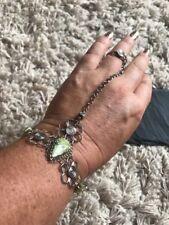 Ladies Harness Bracelet