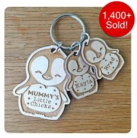 Personalised Gifts For Her Mummy Nanny Nana Granny Mum Christmas Keyring Gifts