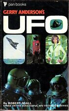 Gerry Anderson's UFO: 1 (1970 1st Pan Paperback) 0330026445 Good Used Condition
