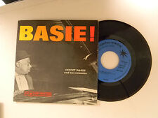 Count Basie 45 ep ps BASIE !   Sesac VG+ to VG++