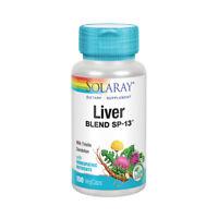 Solaray Liver Blend SP-13 | 100 VegCaps