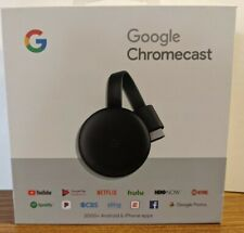 Google 1080p Chromecast - Black