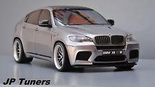 ★★★ 1:18 BMW X6 M/// TUNING JP Tuners - UNIQUE ★★MODIFIED-CUSTOM-UMBAU-M4