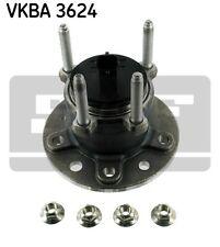 1x SKF VKBA 3624 Radnabe Radlager mit ABS 5 Loch Hinterachse HA Opel Signum