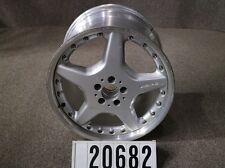 "1Stk. AMG Styling III Mercedes Alufelge 9,5Jx19"" ET46 Mehrteilig 2-Teilig #20682"
