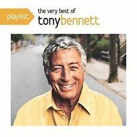Tony Bennett - Playlist: The Very Best of Tony Bennett [New CD]