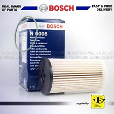 BOSCH FUEL FILTER AUDI A3 SEAT SKODA VW BEETLE CADDY GOLF JETTA PASSAT N0008