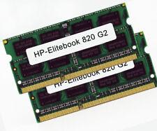 8GB; 16GB; 32GB; RAM-Upgrade-Kit für HP EliteBook 820 G2/Intel RAM; Aufrüstkit