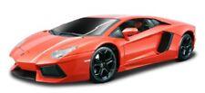 2011 Lamborghini Aventador LP700-4 naranja Bburago 11033x