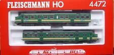 "Fleischmann 4472; Elektrotriebwagen ABk 419 NS ""Hondekoop"" in OVP /L418"