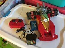Up for Auction Is A 1995 Tonka XRC R/C TireStorm 9.6V 27mHz Red
