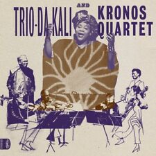 Trio Da Kali And Kronos Quartet - Ladilikan (NEW CD)