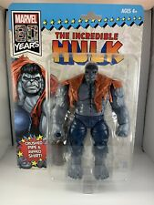 Marvel Legends 80th Anniversary Retro Grey Incredible Hulk Exclusive