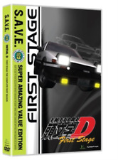 Initial D Stage 1 Save 0704400088285 DVD Region 1 P H