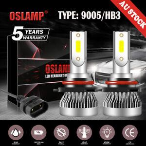 9005 HB3 LED Headlight Globes White High Beam 9000LM For Toyota RAV 4 2006-2018