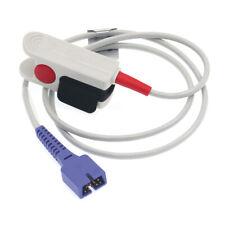 SpO2 Sensor Probe 9PIN DB9 1M Cable For BLT Biolight Monitor M700 M800 A6 A8