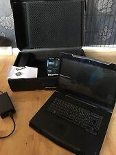 Alienware M15x, Windows 10, i7, 8GB, Nvidia GTX460M