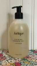 JURLIQUE CALMING LAVENDER SHOWER GEL 10.1 OZ BODY WASH SOAP FREE