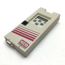 KEB 00F5060-2000 Combivert F5 Drive Operator Interface, RS232 RS485, 5-Digit