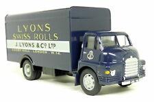 Corgi 1/50 Scale - 19301 Bedford S Box Truck -  Lyons Diecast Model Truck
