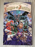 LEAGUE OF JUSTICE #1 (1996) 1ST PRINTING BAGGED & BOARDED DC