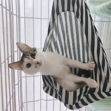 Pet Cat Conical Sleep Bed Nest Kennel Cushion Cage Basket Hammock Washable JJ