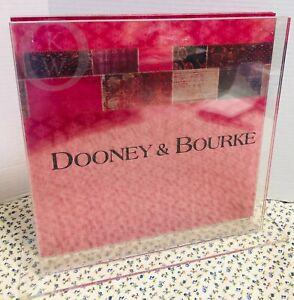 Dooney & Bourke Store Advertising Sign*BIG* 20312 S81 *Dooney Collectors*