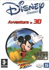 Disney - Topolino & Minni - Salvaguai - Avventura In 3D PC CD-Rom