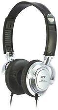 JTS HP-20 DJ Mixer Foldable Headphones